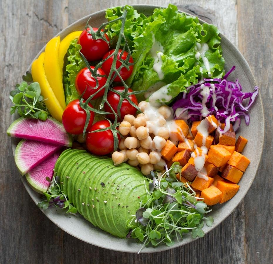 voeding tijdens de menopauze